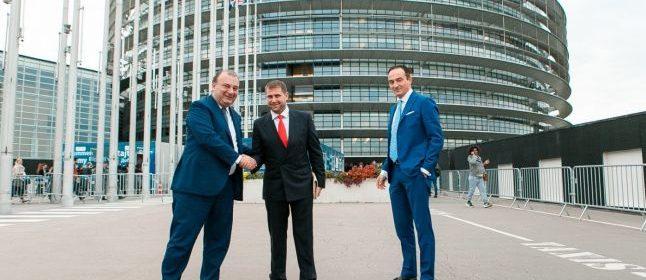 Şor la parlamentul european