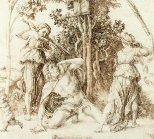 Moartea lui Orfeu