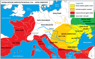 Geto-romanii